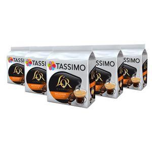 CAFÉ TASSIMO L'OR Espresso Delicious café, dosettes à c