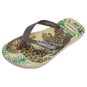 TONG Havaianas Ipe Femmes Flip Flop Beige marron - 35-3