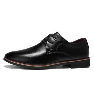 DERBY Chaussure De Ville Homme Mode Pour D'Affaires Resp