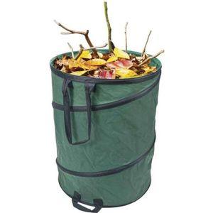 SAC À DÉCHETS VERTS  Container de jardin 160 litres
