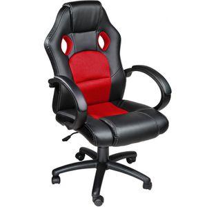 CHAISE DE BUREAU TECTAKE Chaise de bureau, Fauteuil de bureau RACIN