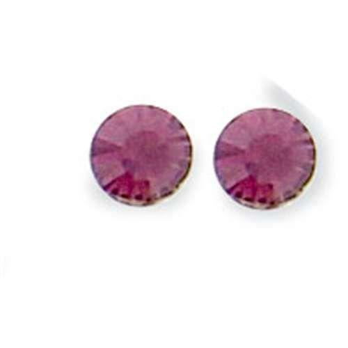 SF Bijoux - Boucles doreilles argent 925/1000e OZ vioelt amethyste (0,80 g) - (101884)