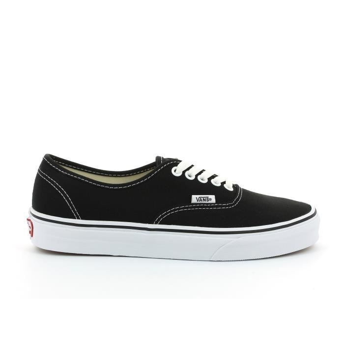 vans taille basse
