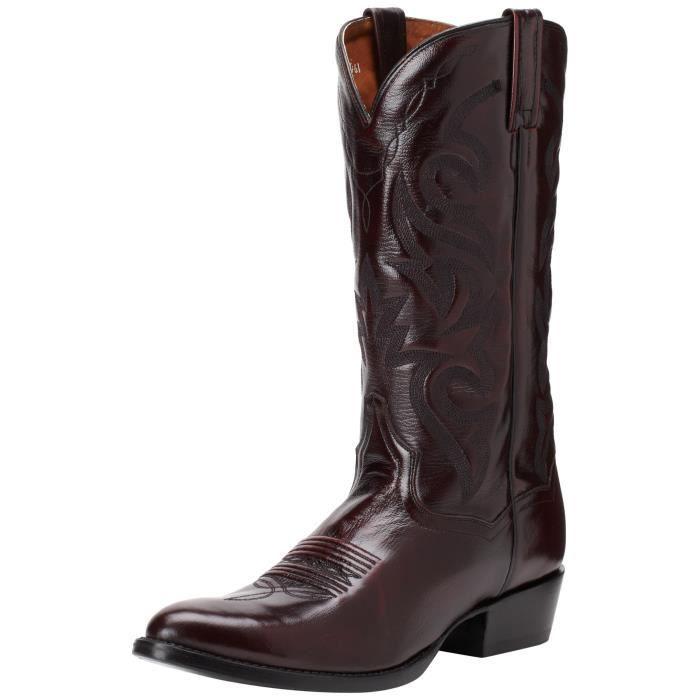 """Dan Post Milwaukee 13"""" Boot Western VIUML Taille-42"""