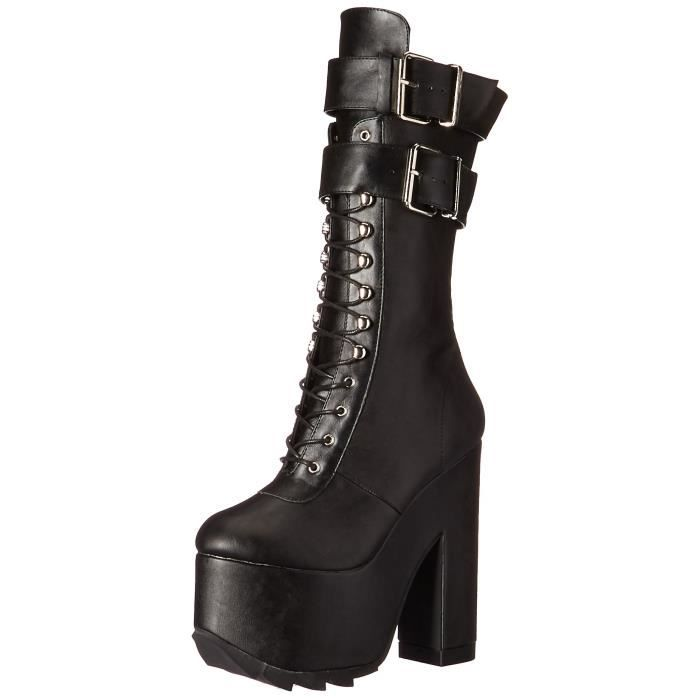 Demonia Cra202-bvl Boot B1LAJ Taille-42 4uHP0a