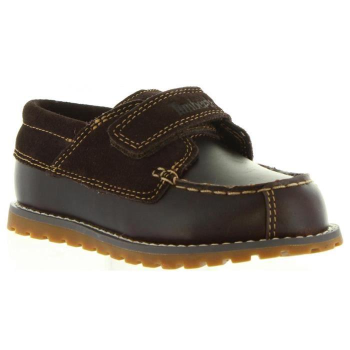 Chaussures bateau pour Garçon et Fille TIMBERLAND A1JUT POKEY GAUCHO