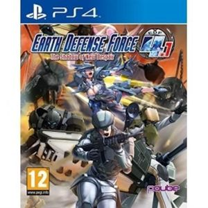 JEU PS4 Earth Defense Force 4.1 The Shadow of New Despair