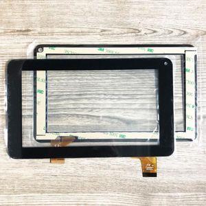 VITRE POUR TABLETTE Vitre ecran tactile pour Logicom S732 Noir et blan