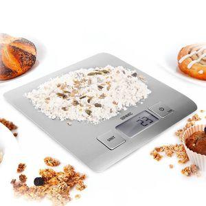 BALANCE ÉLECTRONIQUE Duronic KS1009 Balance de cuisine numérique compac