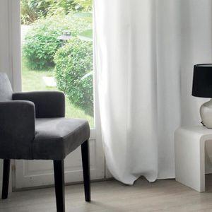 RIDEAU Rideau obscurcissant isolant (140 x H260 cm) Daza