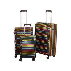 SET DE VALISES Lot de 3 valises rigide 8 roues