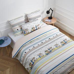 parure de lit anglais achat vente parure de lit anglais pas cher soldes d s le 10 janvier. Black Bedroom Furniture Sets. Home Design Ideas