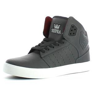 CHAUSSURES MULTISPORT Supra Chaussures de Sport Gris Atom
