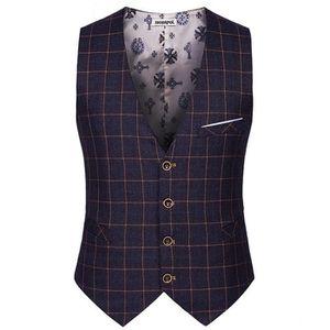 GILET DE COSTUME Gilet de costume homme à carreaux dc1d7ae71c0
