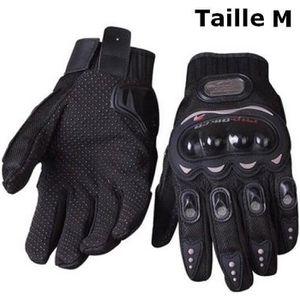 GANTS - SOUS-GANTS Paire de Gants Moto - Taille M 8,5 cm - Noir - Mar