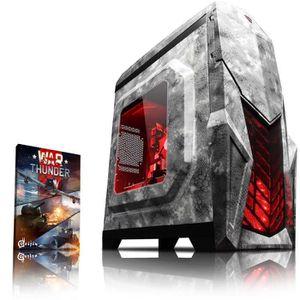 UNITÉ CENTRALE  VIBOX Clarity 4 PC Gamer - AMD 8-Core, Geforce GTX