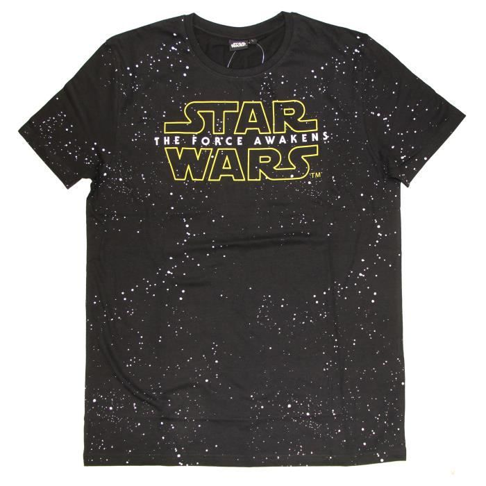 STAR WARS T-shirt Homme 1005636 - 100% coton