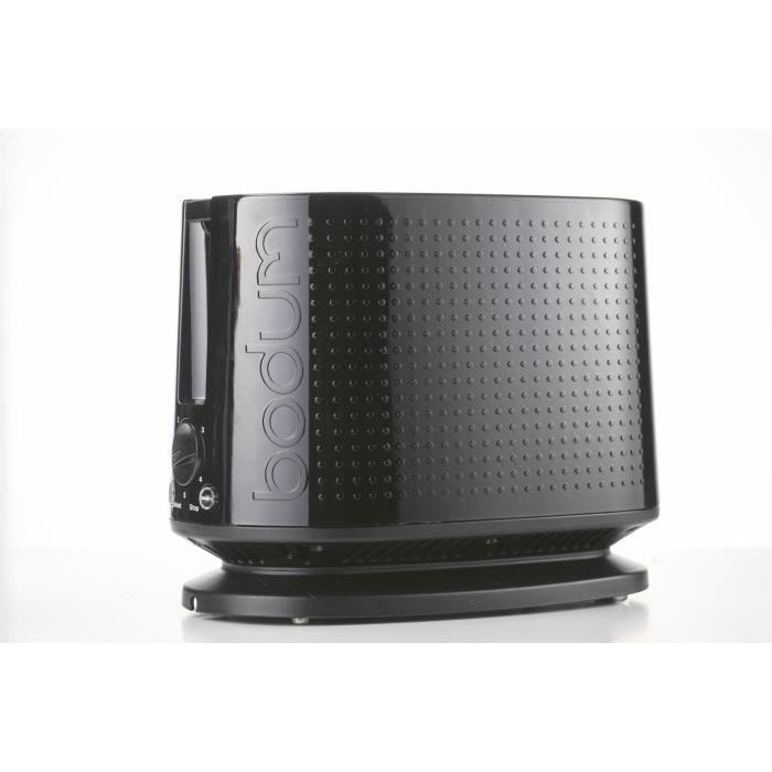 bodum bistro 10709 grille pain noir. Black Bedroom Furniture Sets. Home Design Ideas