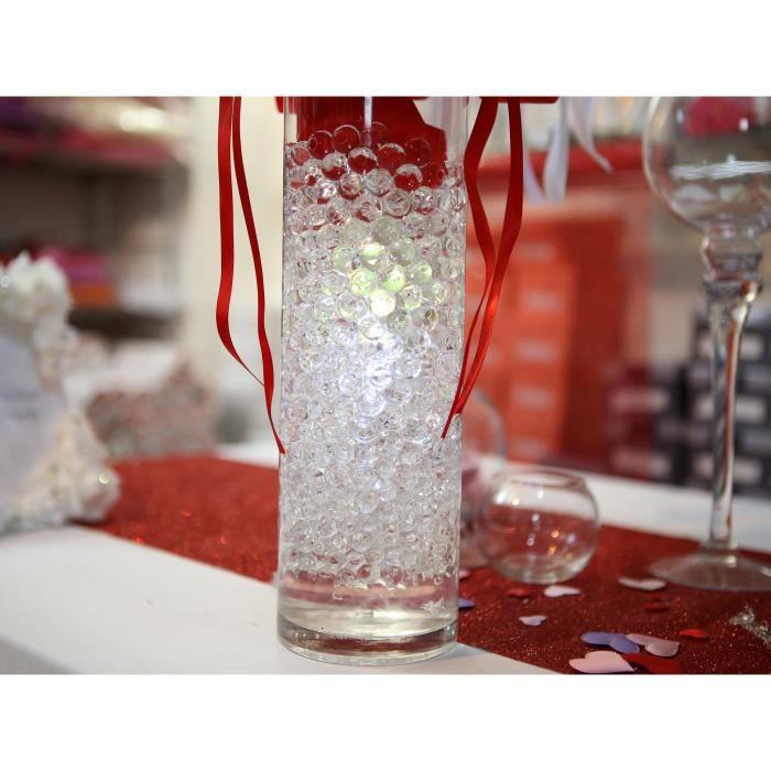paquet billes d 39 eau hydrogel d co tables mariage floral plantes dbe2 achat vente d cors de. Black Bedroom Furniture Sets. Home Design Ideas
