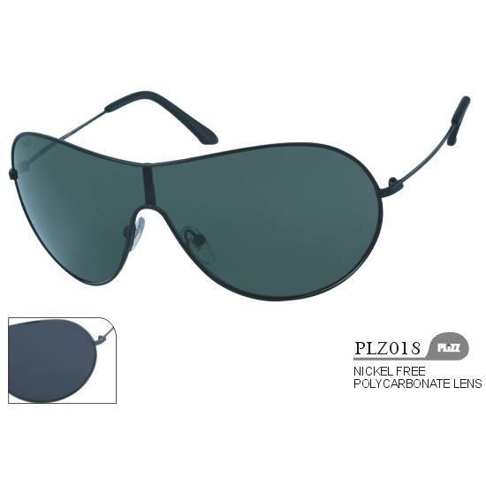 Lunettes de soleil Clubbing pilote - Verres polarisés - Verres gris