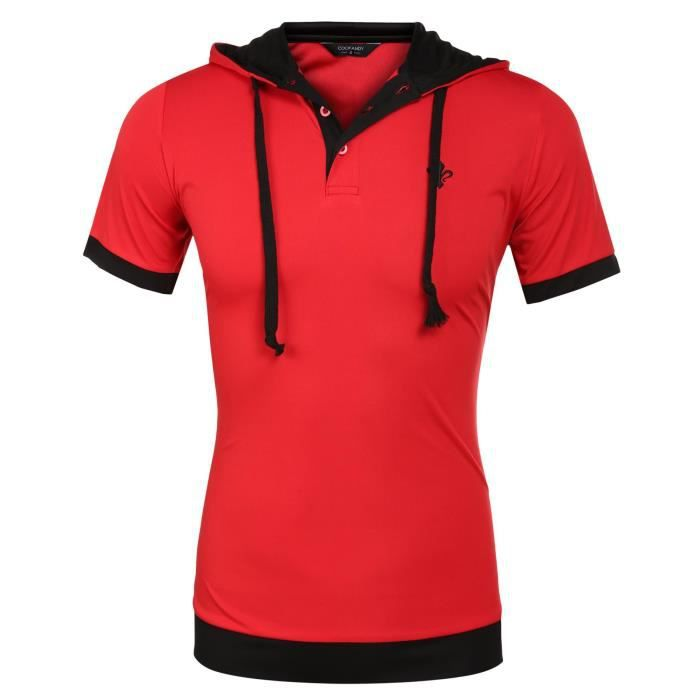 Polo Mode Hommes Slim manches courtes