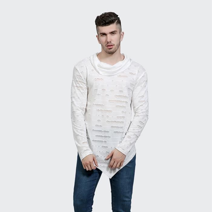 Mannequin T Shirt Manches Simples À Rayures Homme 6If7yvYbg