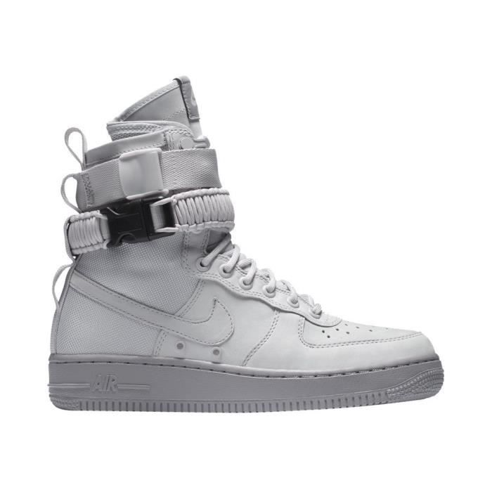 Chaussures Nike Wmns Special Field Gris Air Force 1 Gris Gris Field Achat 95dcb4
