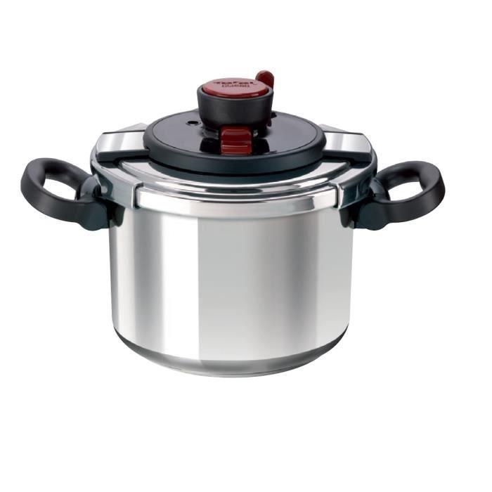 cocotte-minute tefal clipso modulo 2 de 10 litres - achat / vente