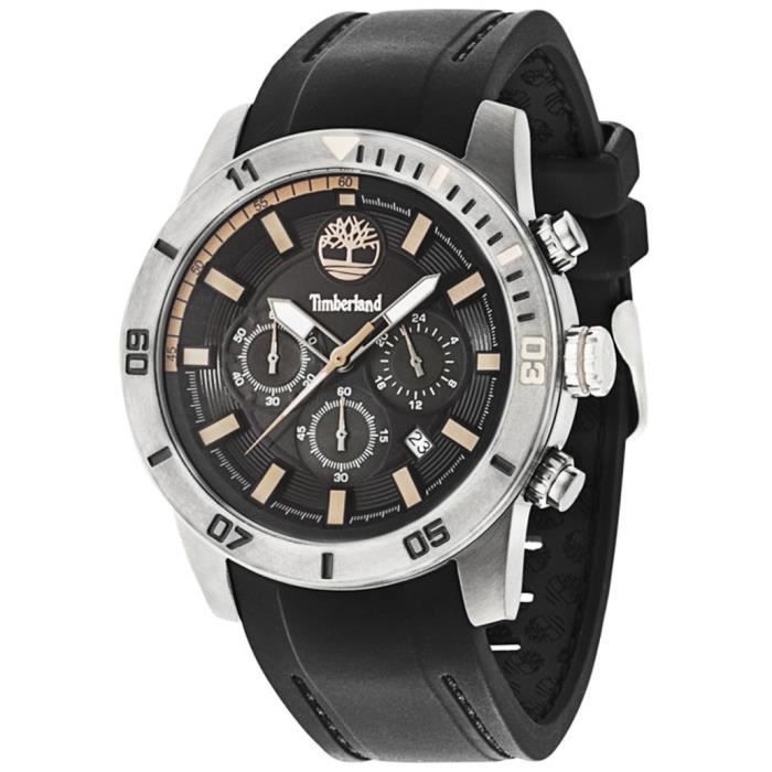 montre sport homme timberland