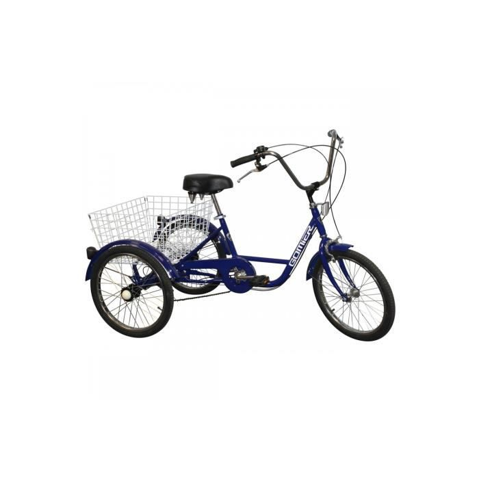 Velo tricycle adulte - Achat / Vente pas cher - Cdiscount
