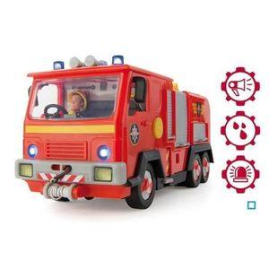 Figurine sam le pompier achat vente jouets sam le - Sam le camion de pompier ...