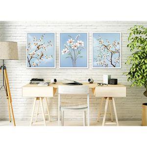 La simplicité moderne nouvelle peinture en toile de style chinois ...