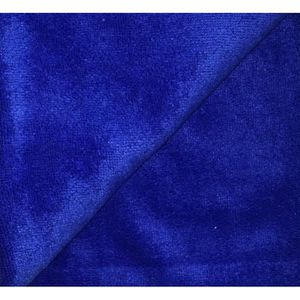 TABLE DE MASSAGE housses de table en tissu-éponge L Bleu Roi