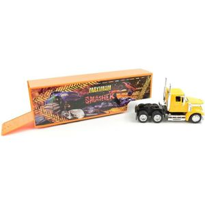 VOITURE - CAMION NEW RAY  Camion LEONSTAR Décor Monster Truck - Min