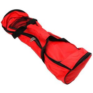 TRANSPORT LOISIRS CRÉA. 10 Pouces ROUGE Sac Hoverboard Sac de Transport Sa