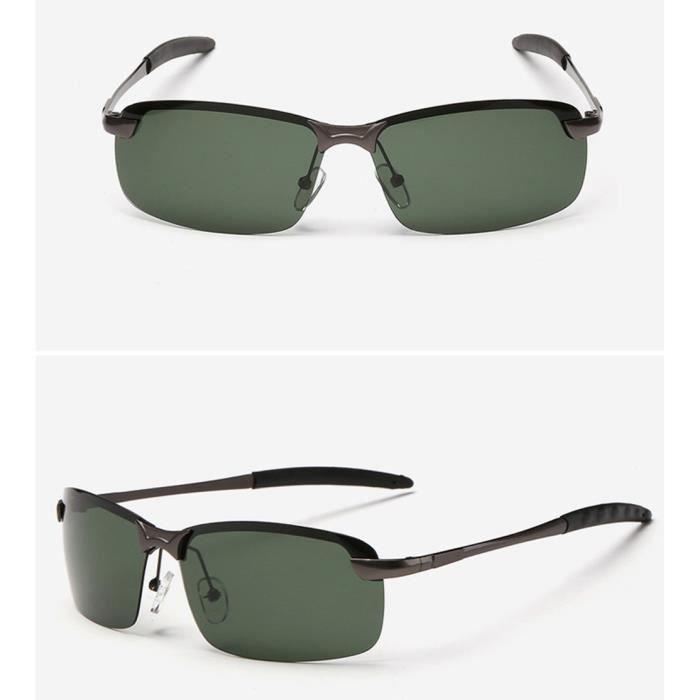 d9e1477ec674ea Nouvelle arrivée unisexe hommes pilotes de voiture de vision nocturne  lunettes anti éblouissement polariseur lunettes de soleil