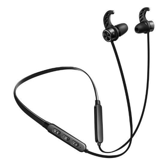 Sans Fil Magnétique Écouteurs Bluetooth Basse Pour Ordinateur Téléphone Portable Mp3 Musique