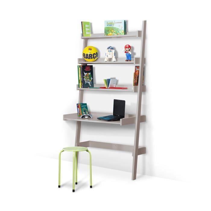 bureau enfant etagere achat vente pas cher. Black Bedroom Furniture Sets. Home Design Ideas