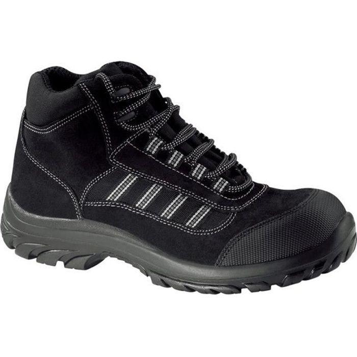 photos officielles 79250 c828c LEMAÎTRE SAFETIX Chaussures de sécurité budget haute Dune S3 SRC