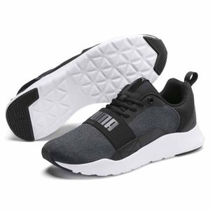 31ab70743d181c ... BASKET Chaussures Homme Baskets Puma Wired Knit ...
