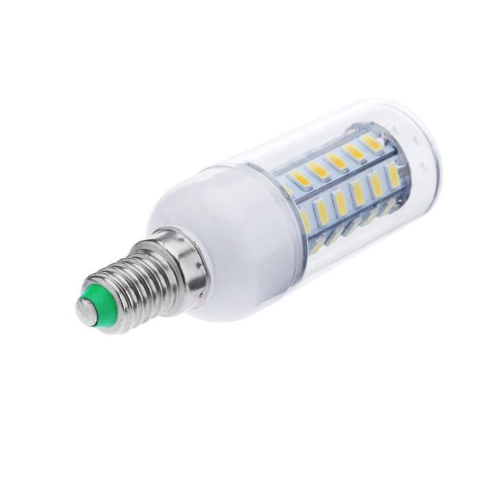 Blanc Leds Chaud su54 Maïs 48 220 Chip Lampe Ampoule 240v 9w Smd 5730 E14 7FPp55qw