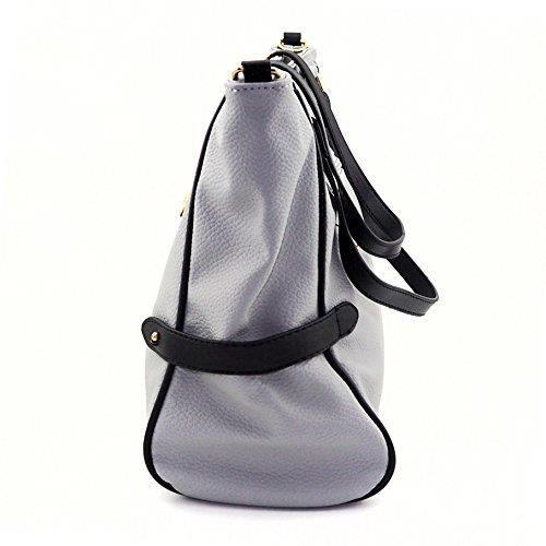 Sacs Casual cuir classique épaule Pu sacs fourre-tout Sacs à main SVFFG