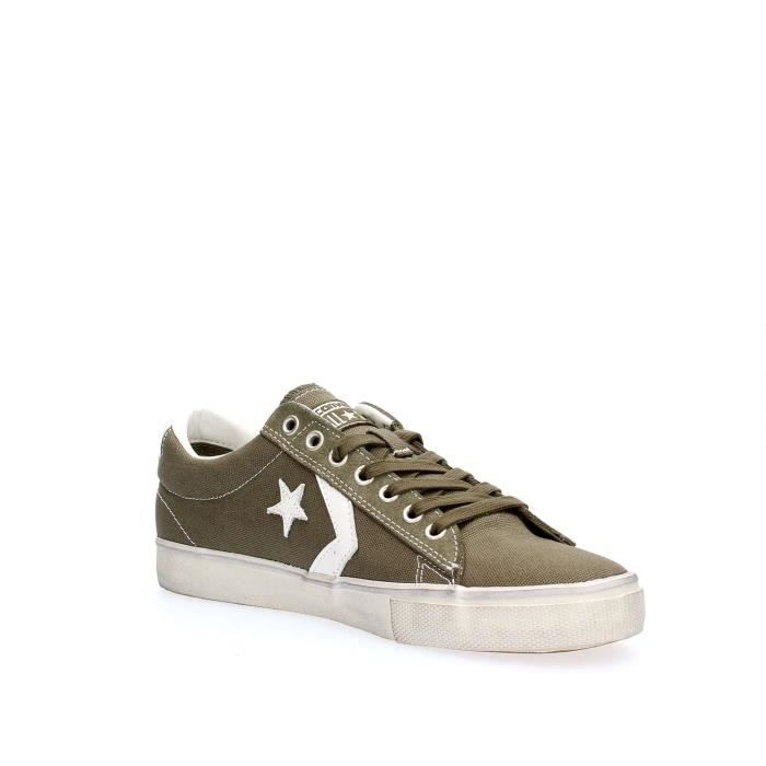 CONVERSE SNEAKERS Homme Olive, 40