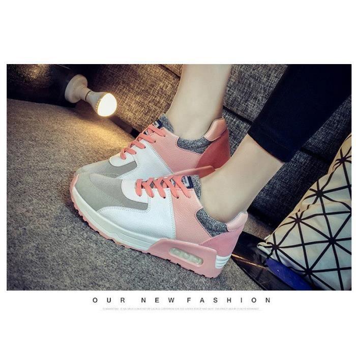 Classique Chaussure Exquis Lj Confortable Femmes Antidérapant Sport De Sneakers Durable q6HTwEXf