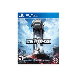 JEU PS4 Star Wars Battlefront PlayStation 4