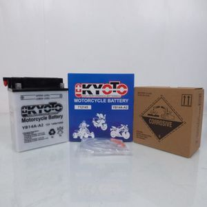 BATTERIE VÉHICULE Batterie Kyoto Quad YAMAHA 250 Yfm B Bruin 2005-20