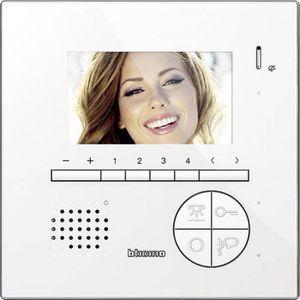 Farfisa Maison individuelle Interphone vid/éo 2/Fils Bus C/âblage 1/pi/èce zh1252ag Lev
