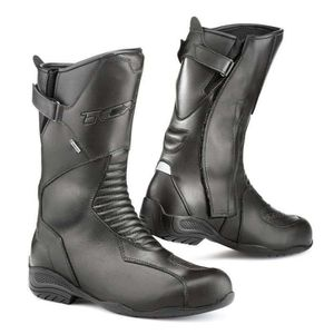 Tomwell Femmes Chaussure Mode Bottine Chelsea Boots Bout Rond Low Heel Slip on Moto Bootie 6elRxZDZP