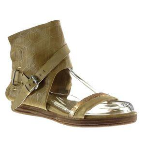 a0275e36b1b BOTTINE Angkorly - Chaussure Mode Sandale Bottine ouverte