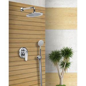 COLONNE DE DOUCHE SARODIS Colonne de douche avec robinet mitigeur mé